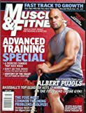 img - for Muscle & Fitness Magazine - May 2007: Albert Pujols, Advanced Training, and More! book / textbook / text book