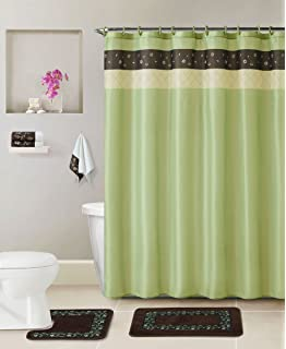 Comfortable Roman Bath Store Toronto Small Bath Vanities New Jersey Flat Small Country Bathroom Vanities Bathroom Water Closet Design Young Majestic Kitchen And Bath Nj Reviews WhiteFrench Bathroom Wall Sign Amazon.com: 17 Piece Bath Accessory Set  Purple Zebra Shower ..