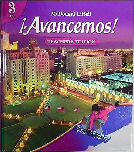 Avancemos teacher s edition level 3 2007 mcdougal littel avancemos teacher s edition level 3 2007 fandeluxe Choice Image