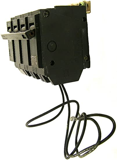 New Take Out GE THQD 3 pole 100 amp 240v THQD32100 Circuit Breaker