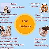Wecando Anti Snoring Nasal Strips Large Better