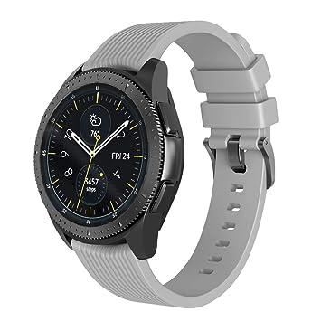 BarRan Ticwatch E Correa, 20MM Quick Release Edición Especial Deportes Recambio de Pulseras Ajustable Accesorios para Ticwatch X,Ticwatch 2 ...
