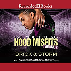 Hood Misfits Volume 2 Audiobook