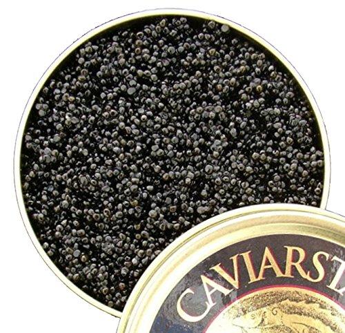 (American Hackleback Sturgeon Caviar (1 oz))