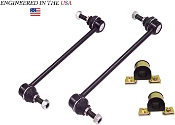 Suspension Dudes 4PC Front STABILIZER SWAY BAR Links BUSHINGS Volkswagen Passat CC TIGUAN K80478