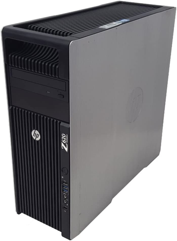 HP Z620 Workstation 2X Intel Xeon E5-2670 2.6GHz 16-Cores Total 96GB RAM No Hard Drive NVIDIA Quadro 600 No OS (Renewed)