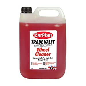 CarPlan CWC505 Trade Valet Wheel Cleaner