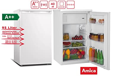Amica Unterbau Kühlschrank 50 Cm : Amica ks w kühlschrank a kühlteil liters