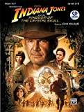 Indiana Jones and the Kingdom of the Crystal Skull Instrumental Solos: Horn in F, Book & CD (Pop Instrumental Solo Series) (2008-09-01)