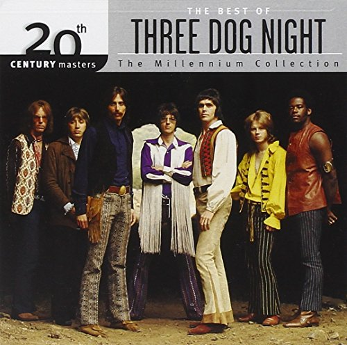 20th Century Masters The Millennium Collection: The Best Of Three Dog Night Night Songs Cd