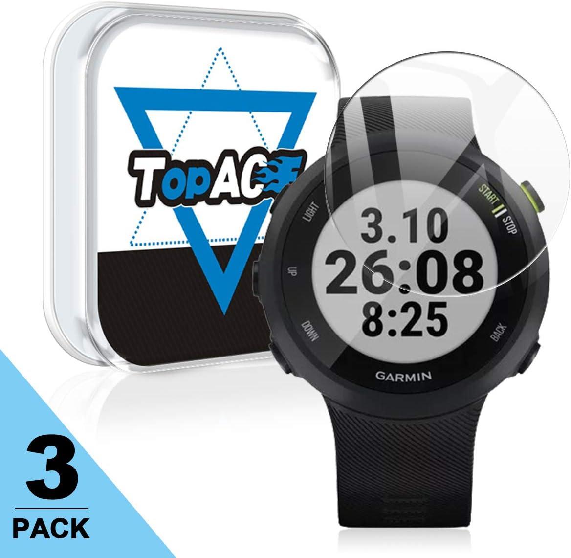 TOPACE - Protector de pantalla de cristal blindado para Garmin ...