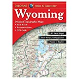 Wyoming Atlas & Gazetteer