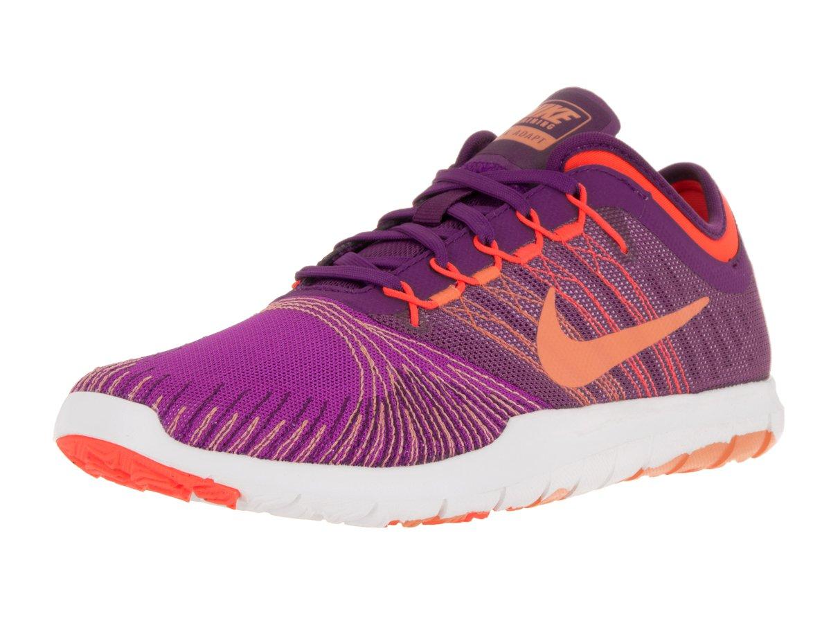 c8e71f981b4d Galleon - Nike Women s Flex Adapt Tr Hyper Violet PCH CRM Bright GRP TTL  Training Shoe (8.5)