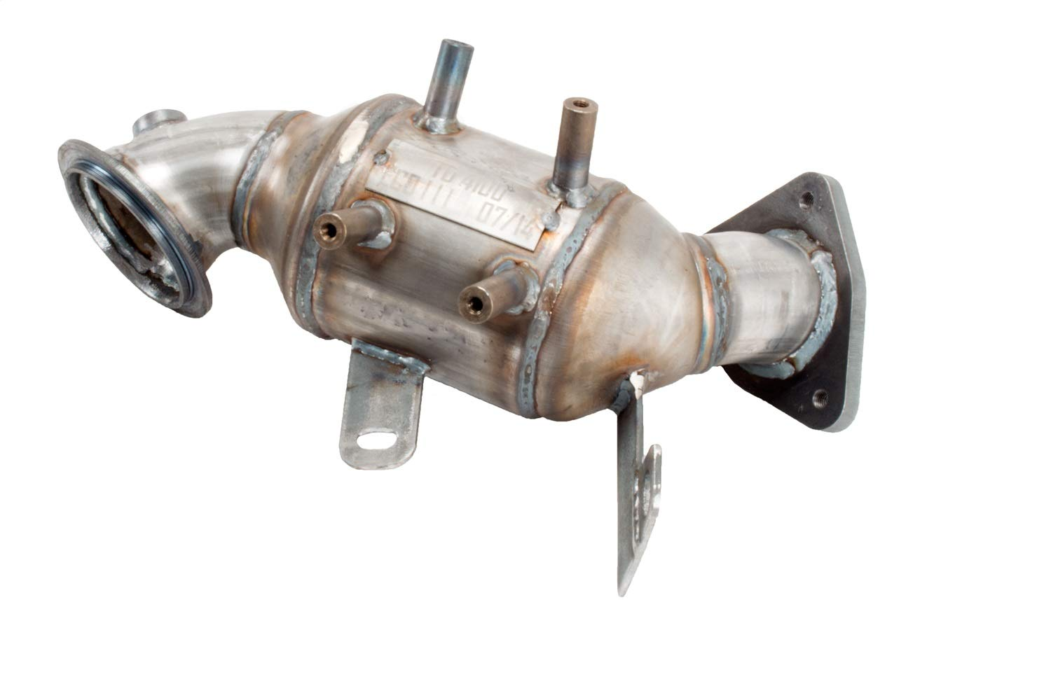 PACESETTER 325140 Raw Steel Direct Fit Catalytic Converter