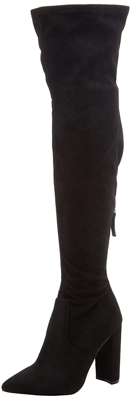 Steve Madden Madden Vent, Bottes Hautes Femme B019CN66P8 993 Noir (Black 001) 7fcac51 - jessicalock.space