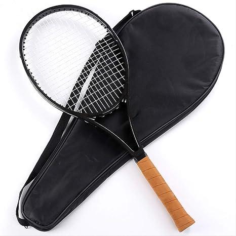 AtR Raqueta de Tenis con Bolsa de tecnología Tejida Raqueta ...