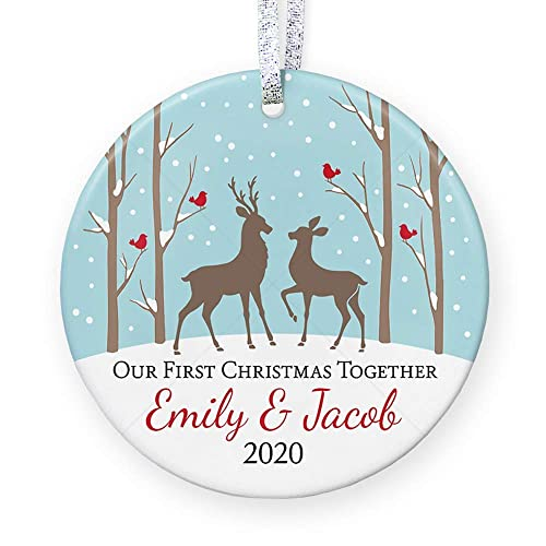 2020 Our First Christmas Together Ornament Amazon.com: Our First Christmas Together Ornament 2020