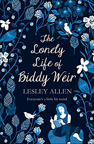 book cover of The Lonely Life of Biddy Weir