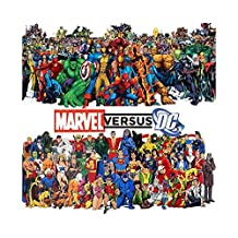 Super-War Marvel versus DC Comics