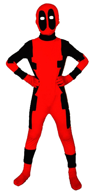 amazoncom horries lycra spandex zentai halloween kids cosplay costumes clothing
