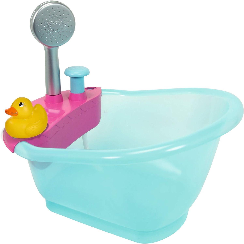 Simba 105560123New Born Baby bañera muñeca bañera