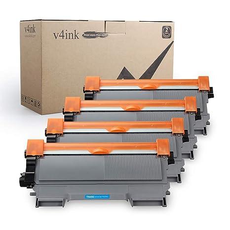 Amazon.com: V4INK - Nuevo cartucho de tóner ...