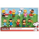 Just Play Peanuts Collector Figures (10 Pack)