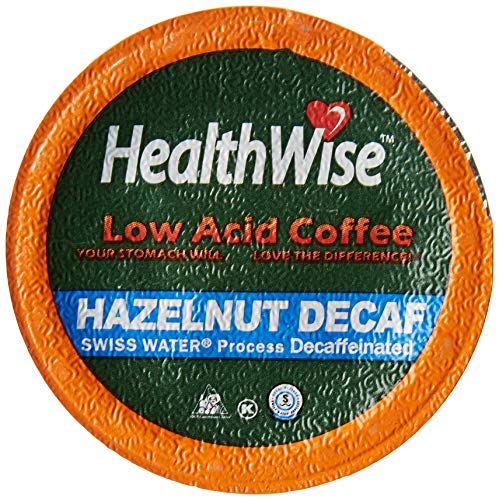 HealthWise Hazelnut Low Acid