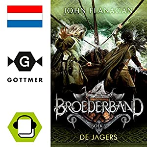 De jagers (Broederband 3) Audiobook