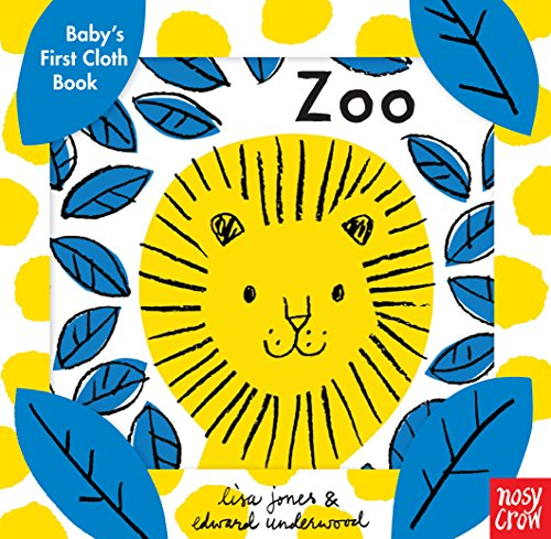 Baby's First Cloth Book: Zoo