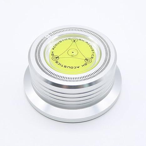 GH Acoustics Abrazadera 3 en 1 para Discos de Vinilo ...