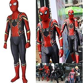 - 61hnRJbdFsL - Unisex Spandex Onesie Adult 3D Zentai Suit Costume Cosplay Bodysuit