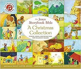 Sally// Jago `Lloyd-Jones ...-The Jesus Storybook Bible  BOOK NEW