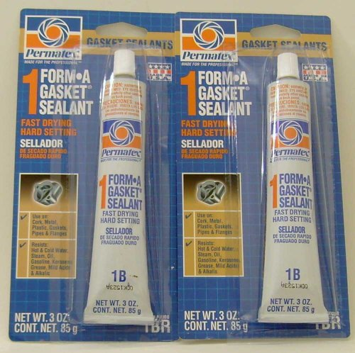 Permatex Form-A-Gasket No. 1 Sealant 80008 2 - Permatex Form