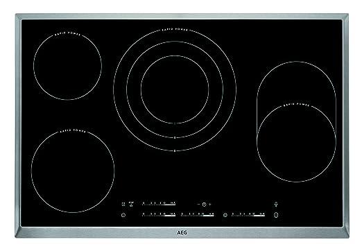 AEG HK854870XB Integrado Con Placa de inducción, Vidrio ...