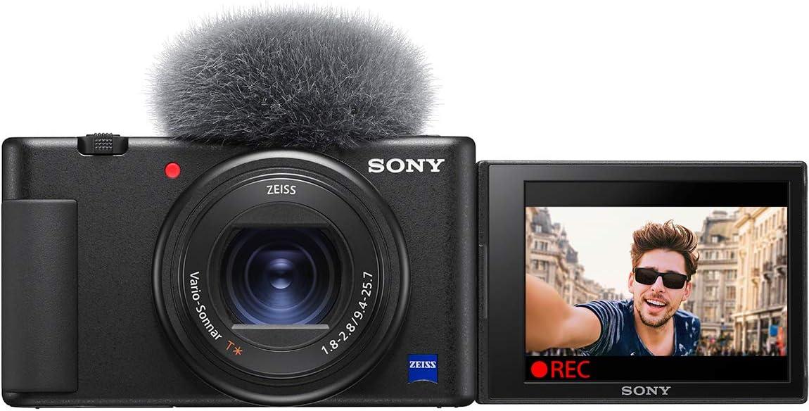 SONY Vlog用カメラ VLOGCAM ZV-1