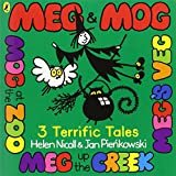 Meg & Mog: Three Terrific Tales (Meg and Mog) by Helen Nicoll (6-Sep-2012) Paperback