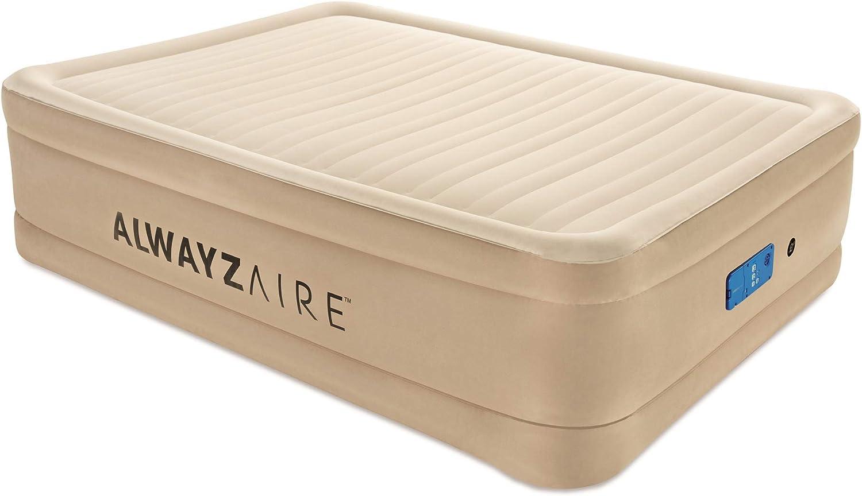 Amazon.com: Bestway AlwayzAire Comfort Choice Fortech - Cama ...
