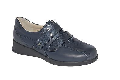 Finn-Comfort Mod.: Nairobi, 3558, Damen, Halbschuh,Farbe Fango, Gr.5 Finn Comfort