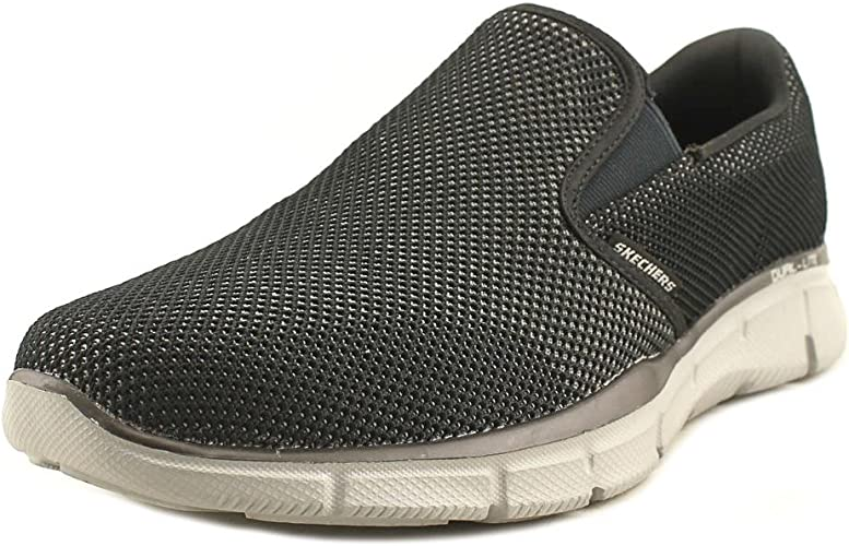 cometer La nuestra patrimonio  Amazon.com | Skechers Equalizer Shryke Mens Slip on Sneakers ...