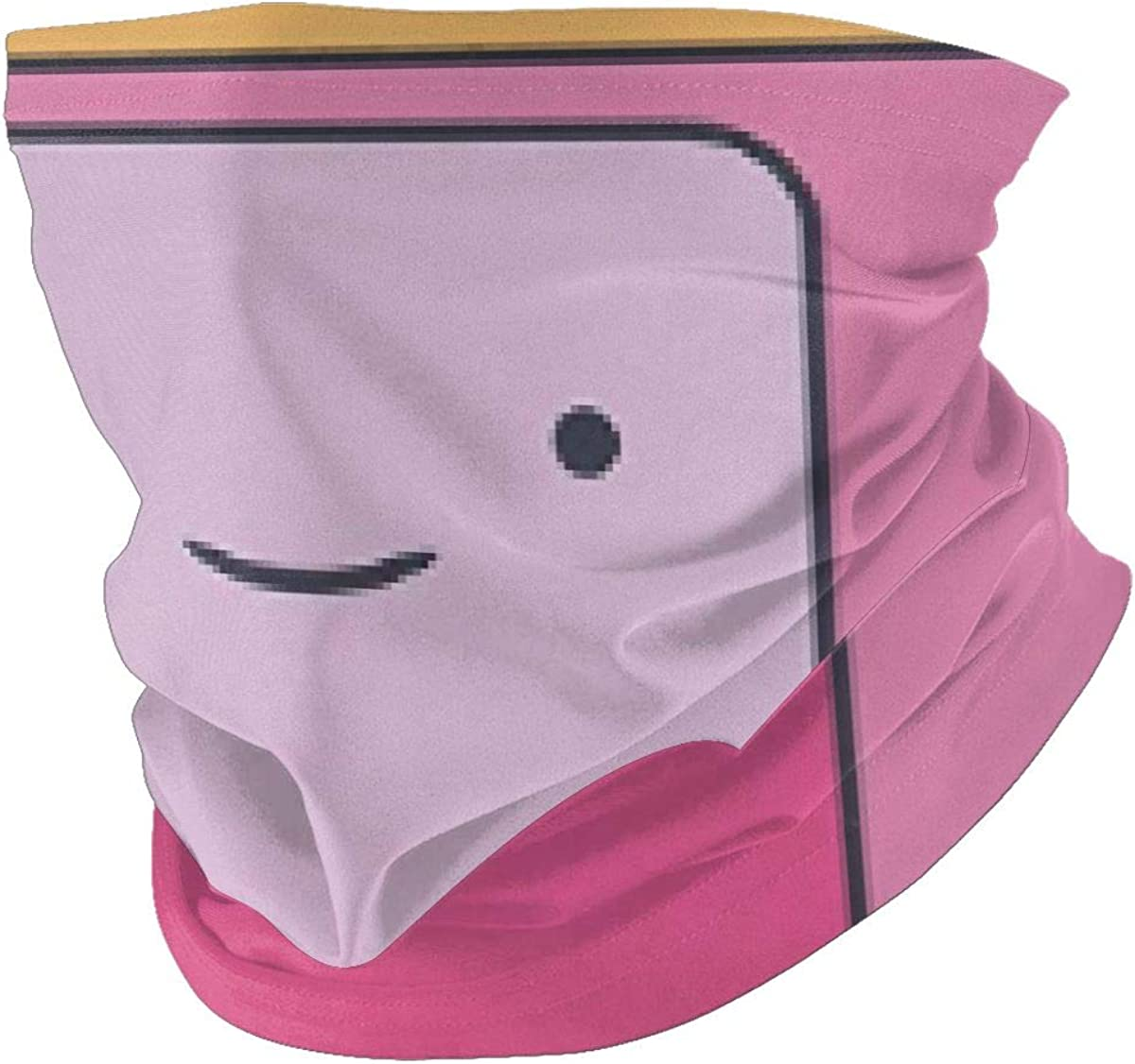 Princess Bubblegum Anti Pollution Protective Face Shield Novelty Adult Face Cover