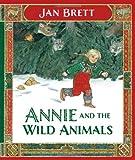 Annie and the Wild Animals, Jan Brett, 039916104X