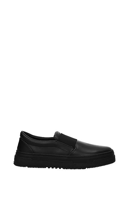 Valentino Garavani Zapatillas Sin Cordones Hombre - Piel (2S0929BLF) EU: Amazon.es: Zapatos y complementos