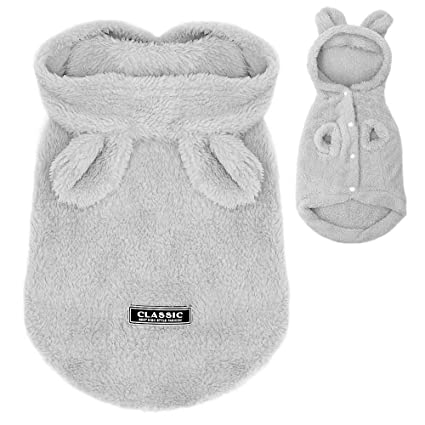 Image Unavailable. Image not available for. Color  PET ARTIST Winter Warm Small  Dog Pajamas Coats for Puppy 6b3701497