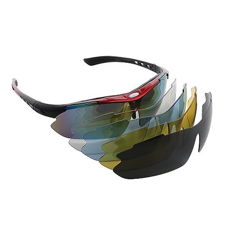 1b93b0df57 Deportivas gafas de sol polarizadas unisex mujeres hombres moda half-rimmed  protección UV400 gafas con