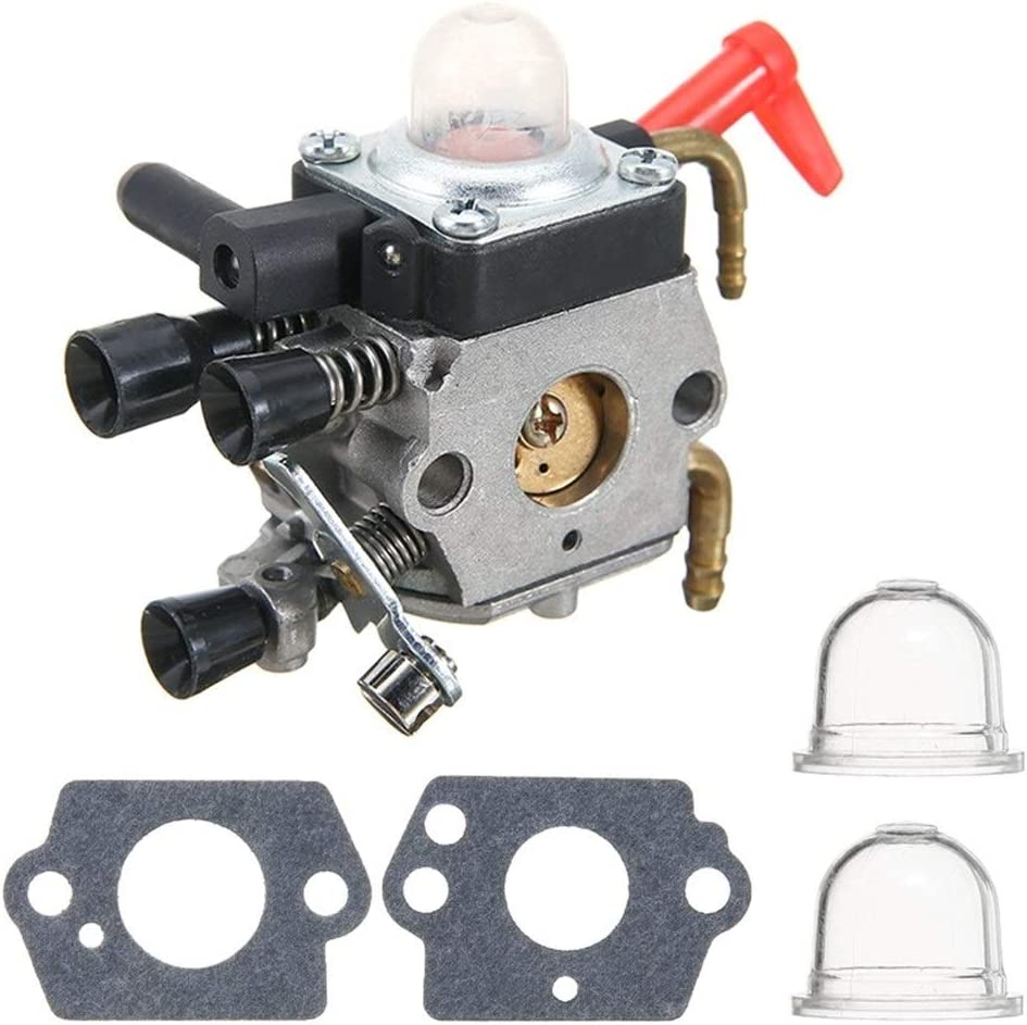 Replacement Carburetor Kit Fits for STIHL HS81 HS81R HS81T HS86 HS86R HS86T