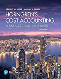 img - for Horngren's Cost Accounting, Student Value Edition Plus MyAccountingLab with Pearson eText -- Access Card Package (16th Edition) book / textbook / text book