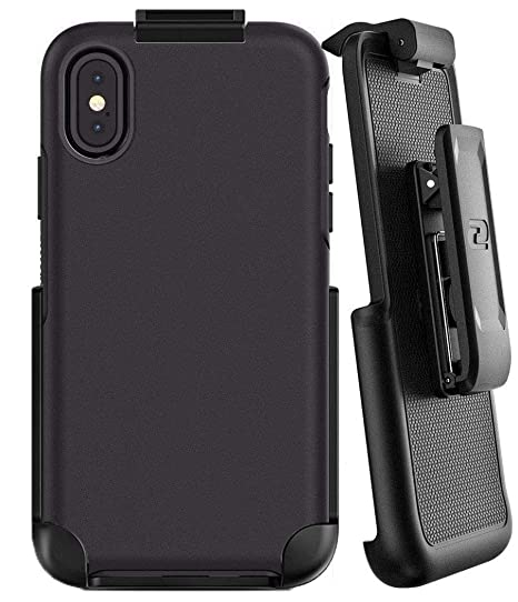new style 7007f 727b3 Encased Belt Clip Holster for Otterbox Symmetry Case - Apple iPhone Xs MAX  (case not Included)