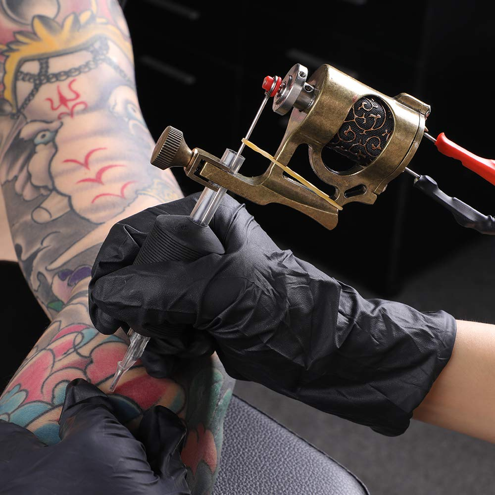 Solong Tattoo Motor de Tatuaje 10000 r/m Fuerte Motor para Linea y ...
