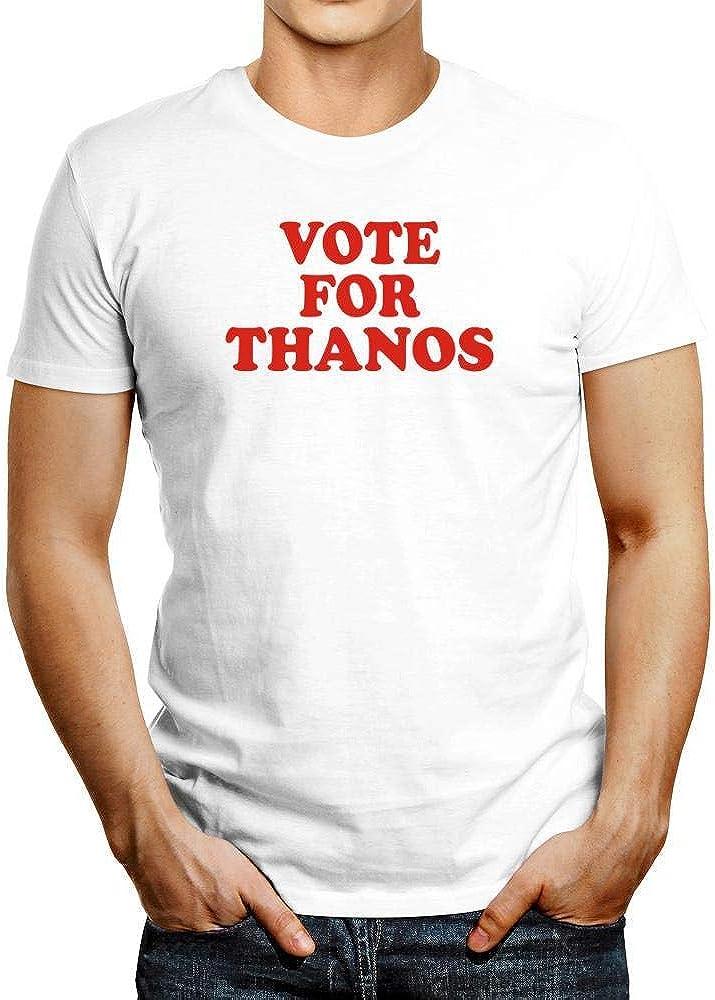 Idakoos Vote for Thanos T-Shirt